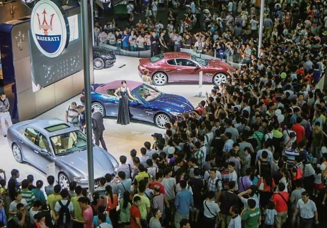 中国西南(昆明)国际汽车博览会