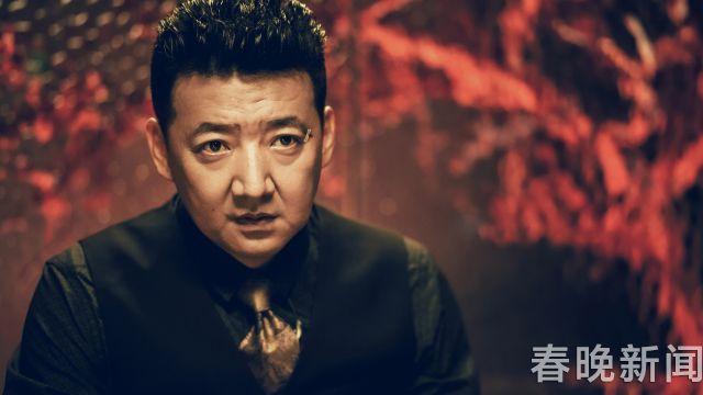 5王砚辉再演反派角色 面露凶光惹人怕