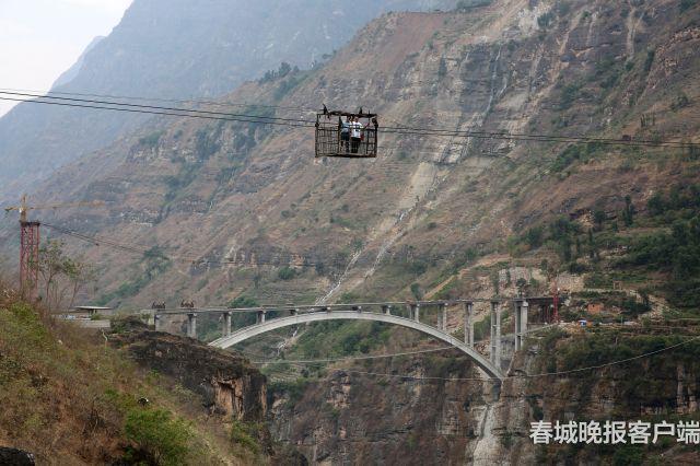 鹦哥大桥建成通车了 (8)