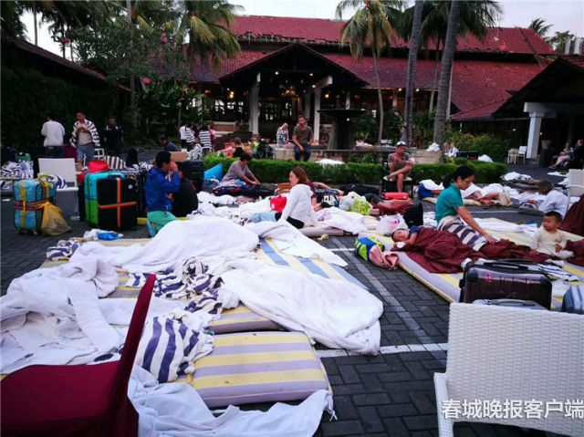 龙目岛地震04