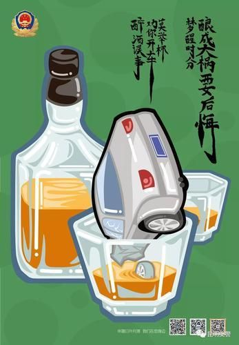 酒驾海报4