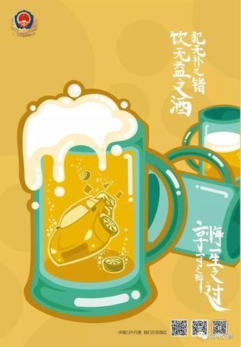 酒驾海报5