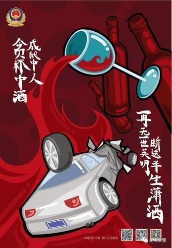 酒驾海报2