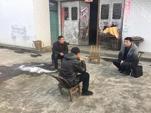 湖南保靖警方破强迫劳动案:助云南失散17年父子团聚。