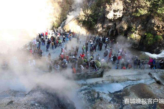 春节黄金周保山接待游客173万余人次 实现旅游收入11.98亿元