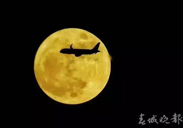 超级月亮1